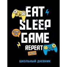 Eat. Sleep. Game. Repeate